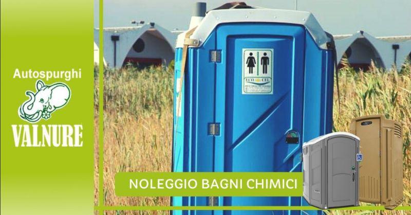 Occasione noleggio bagni chimici Piacenza - Offerta wc chimici mobili a noleggio Piacenza