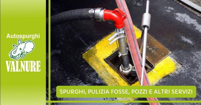 Offerta pronto intervento spurgo fognature - Occasione pulizia pozzi neri fosse biologiche Piacenza