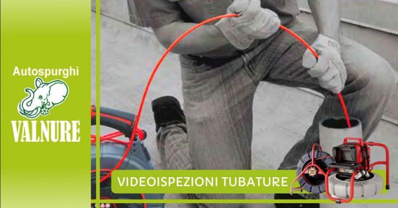 Offerta servizio di videoispezione tubazioni Piacenza - Occasione videoispezioni tubi e condotte Piacenza