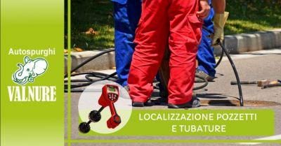 offerta rilevazione tubazioni interrate piacenza occasione localizzazione pozzi tubi interrati piacenza
