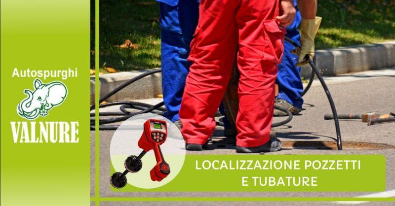 Offerta rilevazione tubazioni interrate Piacenza - Occasione localizzazione pozzi tubi interrati Piacenza