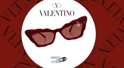 esperti in ottica offerta vendita online occhiali da sole valentino modello va4092