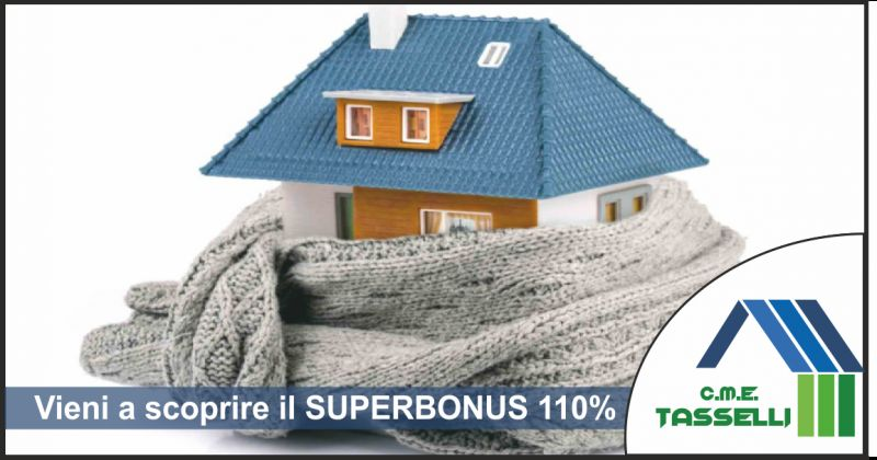 cme tasselli offerta superbonus 110 - occasione cappotto casa imperia
