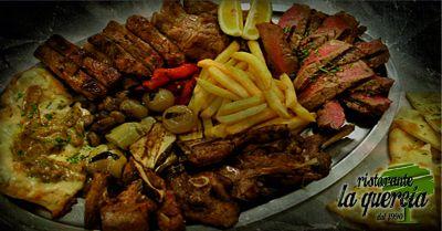 ristorante la quercia offerta carne alla griglia occasione carne alla brace