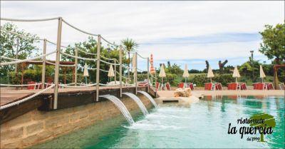 la quercia offerta apertura piscina occasione ristorante con piscina pesaro urbino