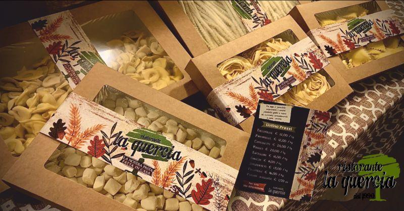 la quercia offerta pasta congelata - occasione carne d'asporto pesaro urbino