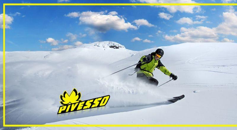 Offerta vendita abbigliamento sportivo su misura da sci Treviso - Pivesso Abbigliamento