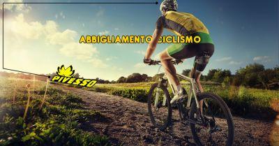 pivesso abbigliamento sportivo offerta vendita abbigliamento ciclistico su misura montebelluna