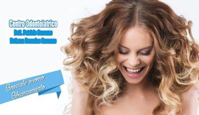 offerta sbiancamento dentale promozione lampada zoom centro odontoiatrico bassano