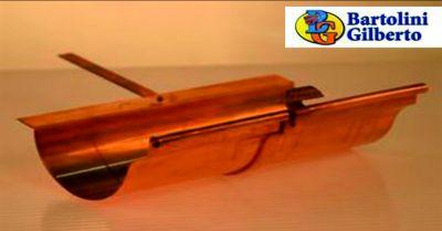 bartolini gilberto offerta realizzazione canali di gronda occasione produzione coperture