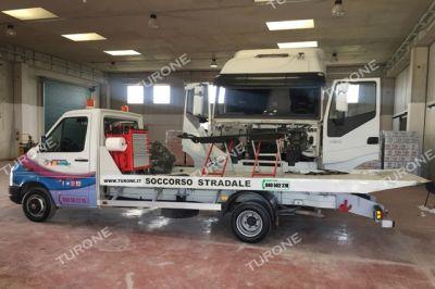 sostituzione vetri camion agrigento