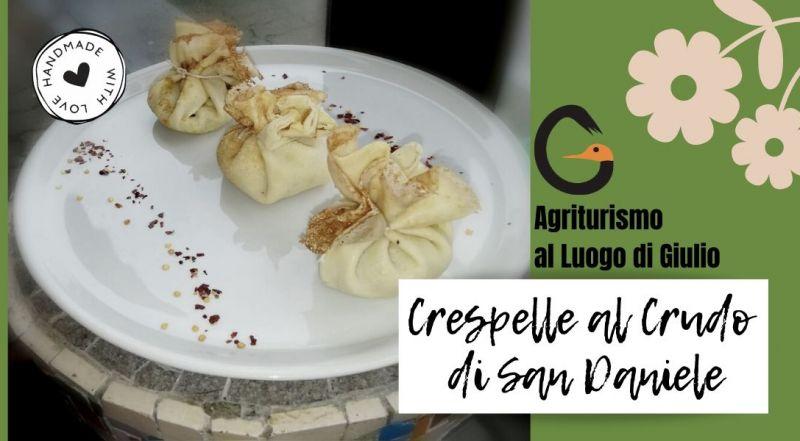 Vendita ristorante tipico a Pordenone - Occasione crudo di san daniele a Maniago pordenone