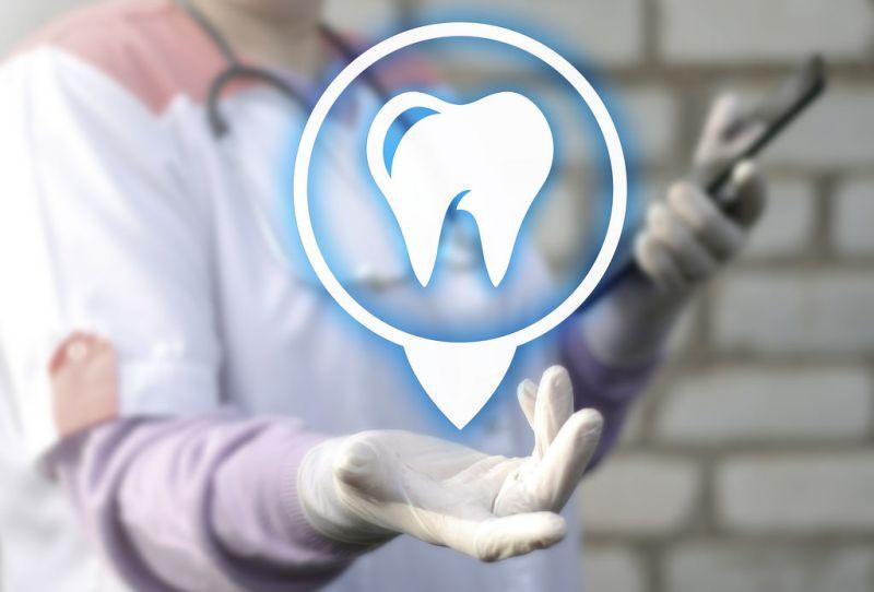 offerta protesi fissa mobile occasione sbiancamento denti ambulatorio odontoiatrico