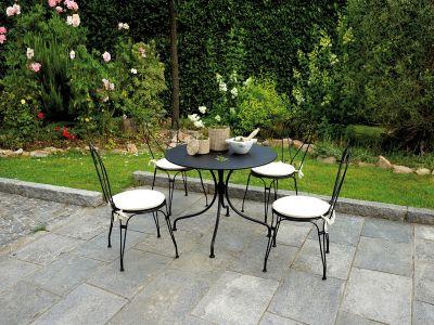 promozione tavolo da giardino rotondo offerta tavolo da giardino arredocasastore