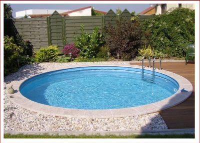 piscina completa di pompa di calore omaggio