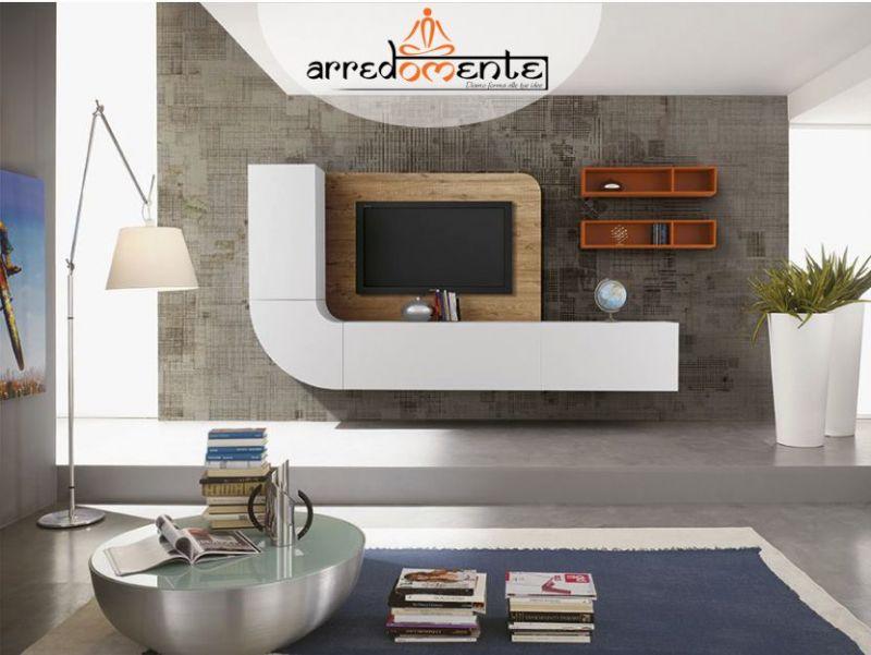 offerta parete soggiorno componibile offerta mobili moderni arredomente