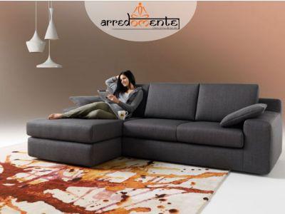 offerta divano con penisola reversibile arredomente
