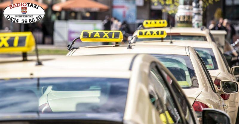 Radio Taxi offerta servizio di trasporto per cerimonie - occasione taxi per eventi Pordenone