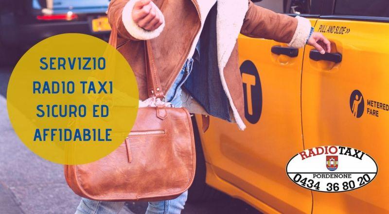 Occasione servizio taxi con prenotazione a Pordenone – Offerta trasporto passeggeri, in aree urbane ed extraurbane a Pordenone