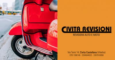 civita revisioni offerta centro revisione ciclomotori civita castellana