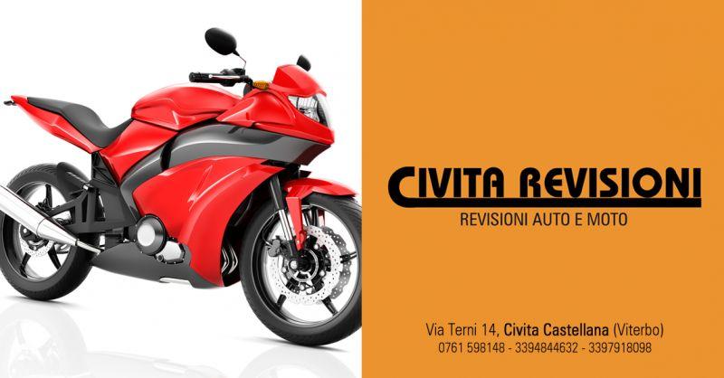 CIVITA REVISIONI - offerta Centro Revisione Motoveicoli Civita Castellana