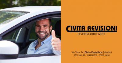 civita revisioni offerta revisioni con ritiro consegna gratuita civita castellana