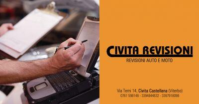 civita revisioni offerta controllo gas scarico cambio filtri olio civita castellana