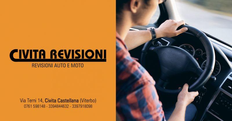 CIVITA REVISIONI - Offerta Centro Revisione Veicoli Civita Castellana
