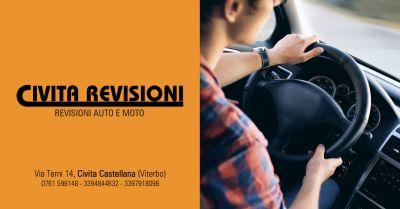 civita revisioni offerta centro revisione veicoli civita castellana