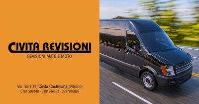 civita revisioni offerta revisionare veicoli commerciali civita castellana
