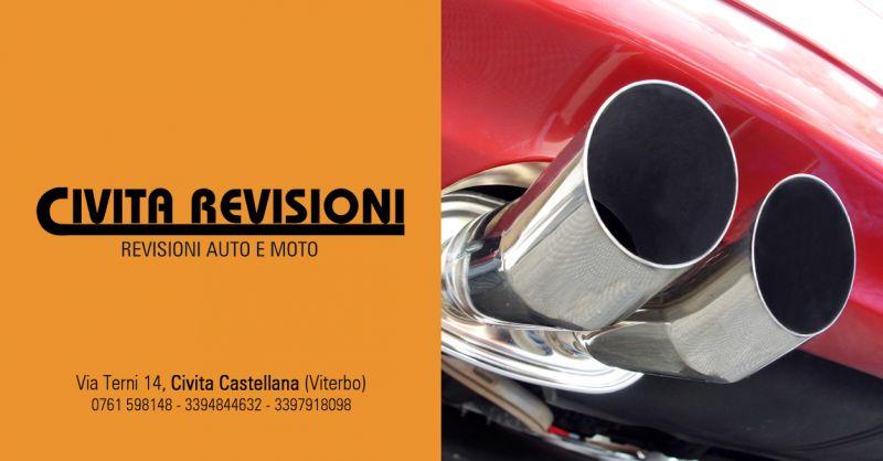 CIVITA REVISIONI - occasione revisione periodica obbligatoria veicoli