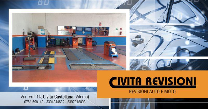 Offerta Revisione Auto Obbligatoria Viterbo - Occasione Revisione Biennale Veicoli Viterbo