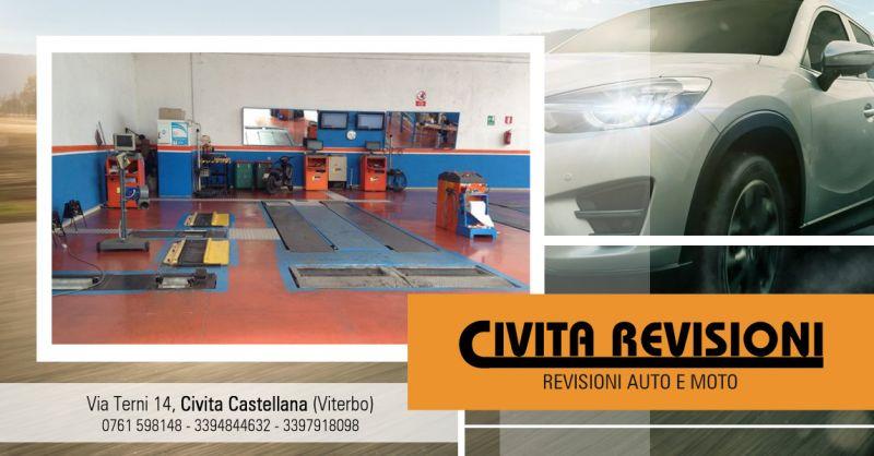 Offerta Centro Revisioni Auto Viterbo - Occasione Revisione Auto Biennale Viterbo
