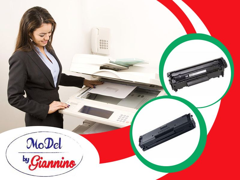 offerta toner occasione toner stampante model da giannino