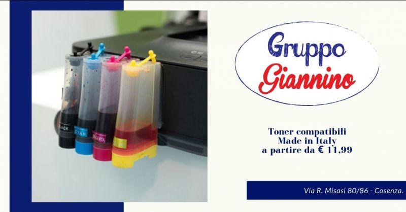 offerta toner compatibili cosenza - offerta toner stampante cosenza - cartucce compatibili
