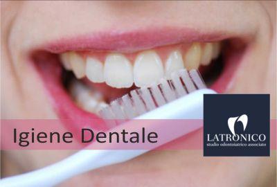 offerta igiene dentale imperia studio latronico
