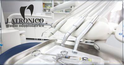 studio latronico offerta chirurgia dentale occasione igiene orale imperia