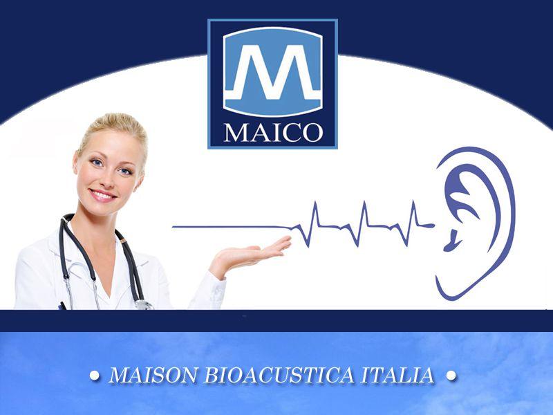 offerta apparecchi acustici promozione apparecchi per udito apparecchi acustici maico sanremo