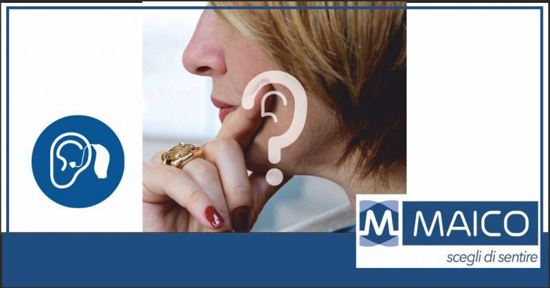 maico offerta apparecchi acustici - occasione controllo dell'udito gratuito savona