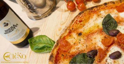 pizzeria il cigno offerta specialita pizze occasione pizza genuina alta digeribilita latisana