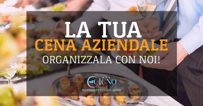 Ristorante il Cigno offerta cene aziendali -occasione organizzazione pranzi per eventi Latisana