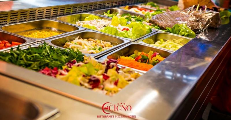 Ristorante il Cigno offerta pranzo - occasione pausa pranzo servizio a buffet Latisana
