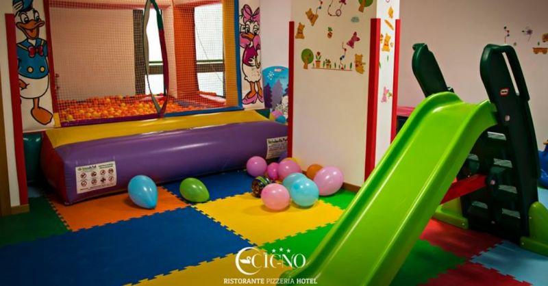 Ristorante il Cigno offerta sala per feste - occasione affitto stanza per compleanni Udine