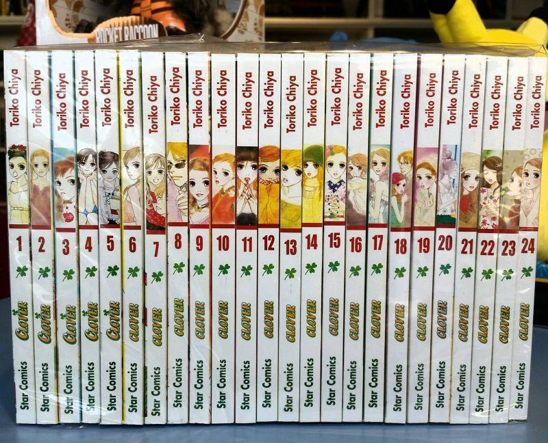 clover serie completa