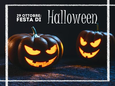 offerta festa di halloween piediluco promozione risotto alla zucca pieduluco amaca alleco