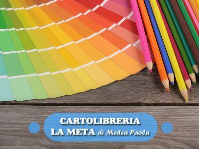 offerta cartolibreria promozione cancelleria cartoleria cartolibreria la meta