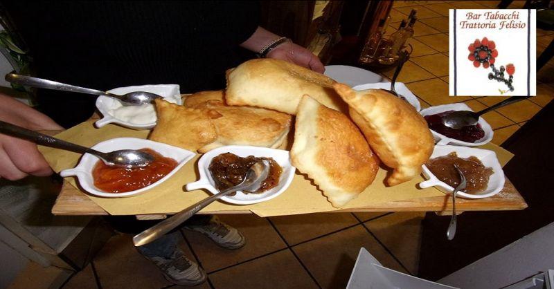 Il Bar Trattoria Felisio offerta mangiare piatti tipici romagnoli - Occasione cucina romagnola