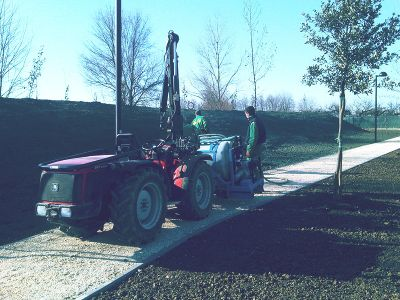 manutenzione verde pubblico viavai toppan giacinto