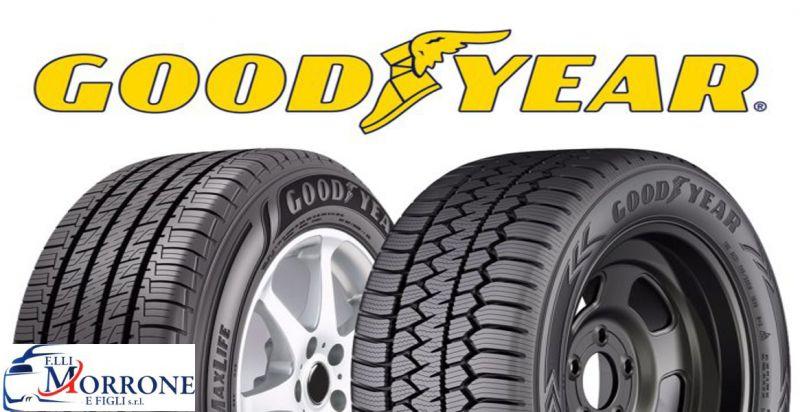 Offerta sostituzione pneumatici cosenza - offerta pneumatici goodyear cosenza