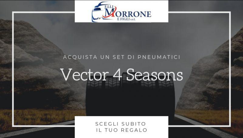 fratelli morrone offerta pneumatici vector 4 season cosenza - promozione sostituzione pneumatici